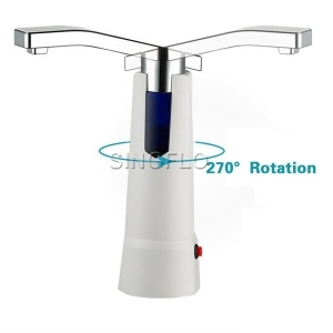 Pompa dispenser air botol baterai